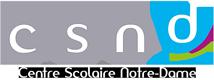 Logo Centre Scolaire Notre-Dame